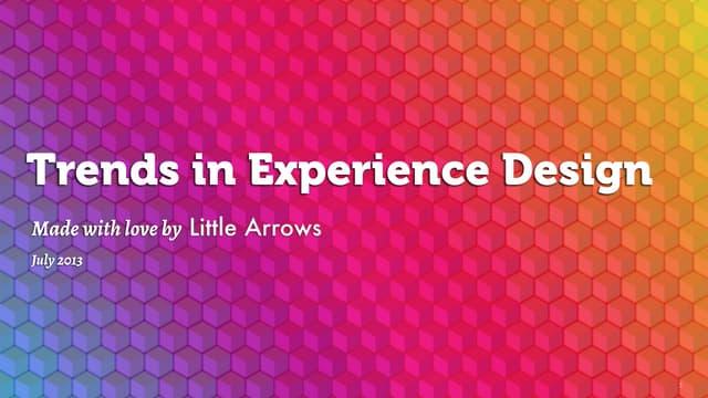 Designing Our Future: Technologies and Behaviors that Impact Design