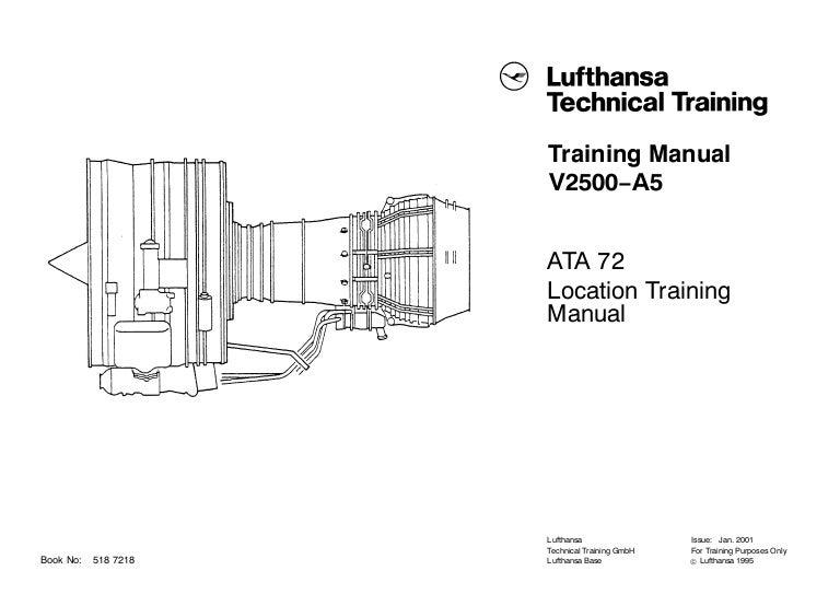 v2500 a5 ltm aug2000 rh slideshare net International Aero Engines V2500 V2500 Exhaust