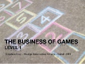 Game Thinking - The Business of Gaming (Gamification)