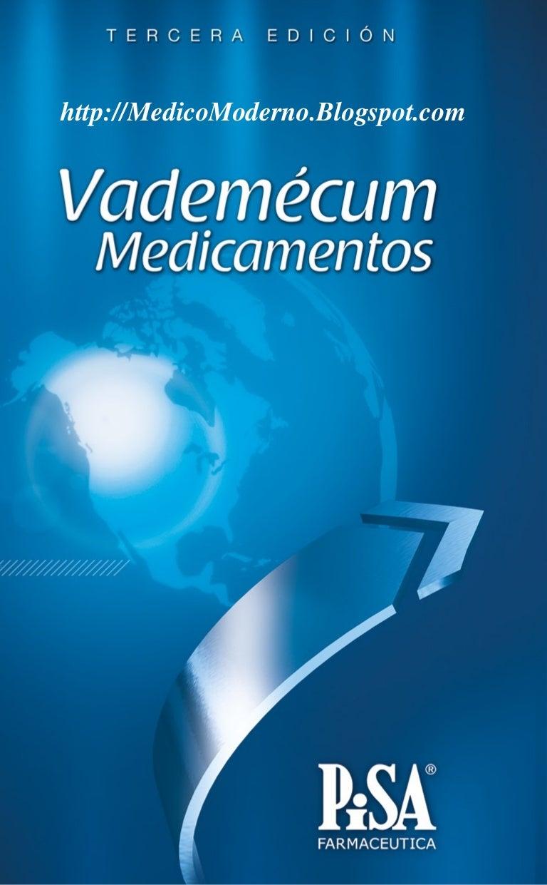 libro de medicamentos y para que sirven pdf