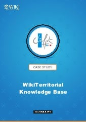 The knowledge base of the CNFPT