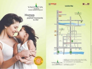 Civitech Valencia Homes call 9873406566