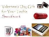 Valentine's Day Gift for Your Techie Sweetheart