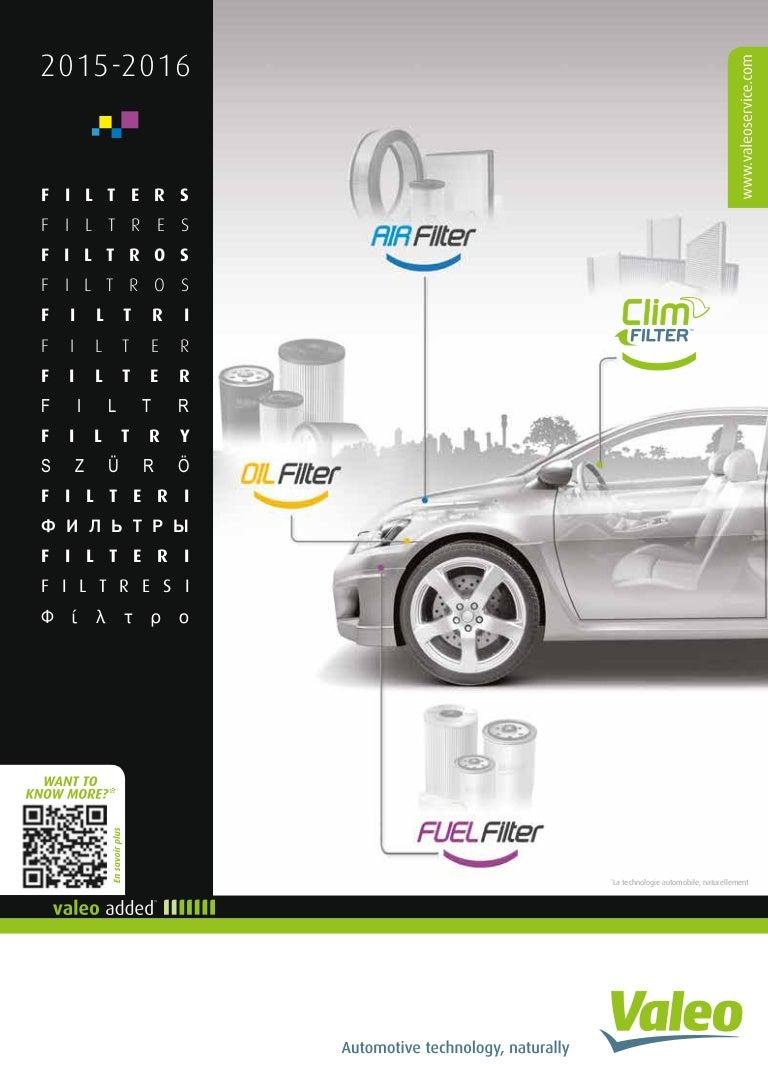 Valeo Filtro de combustible 587006 para Alfa Romeo audi bmw mercedes-benz seat