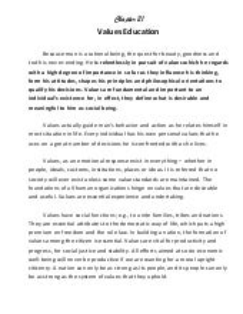best essay on education