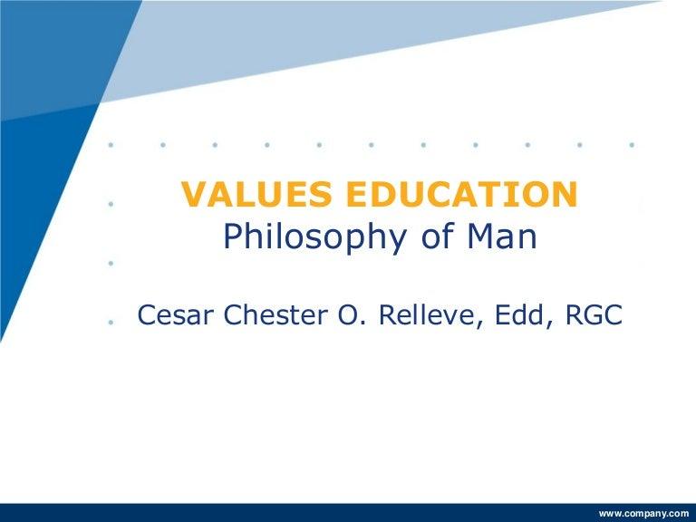 Values education modern philosopher toneelgroepblik Images