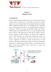 Master Thesis on Vehicular Ad-hoc Network (VANET)