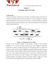 Master thesis on Vehicular Ad hoc Networks (VANET)