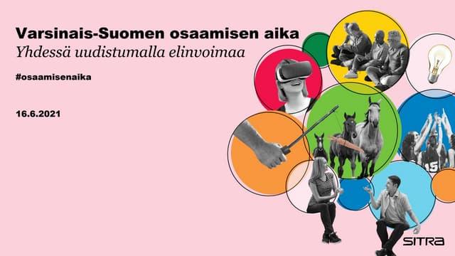 Varsinais-Suomen tilannekuvan julkistus 1606211