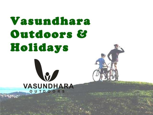 Vasundhara Outdoors - Wildlife camps,personality development activities,trekking and adventure sport.