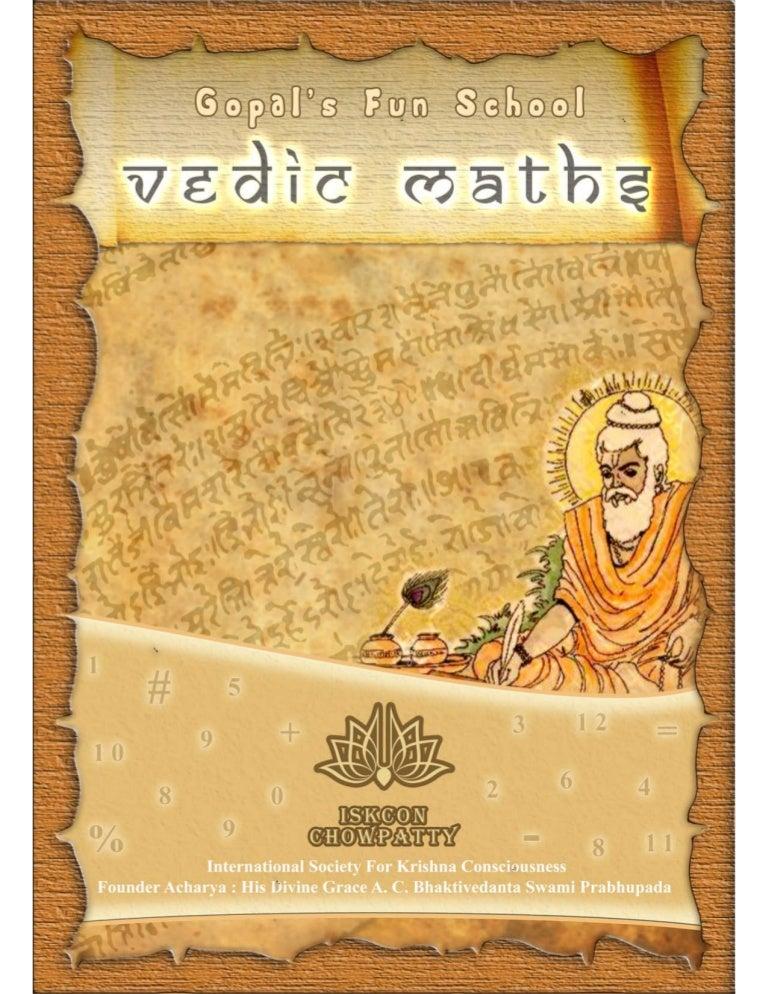 Vedicmaths 09 12