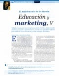 V Educación y Marketing QUINTA PARTE 5-5
