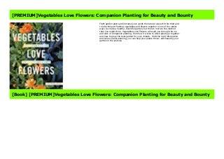 vegetables-love-flowers-companion-planti