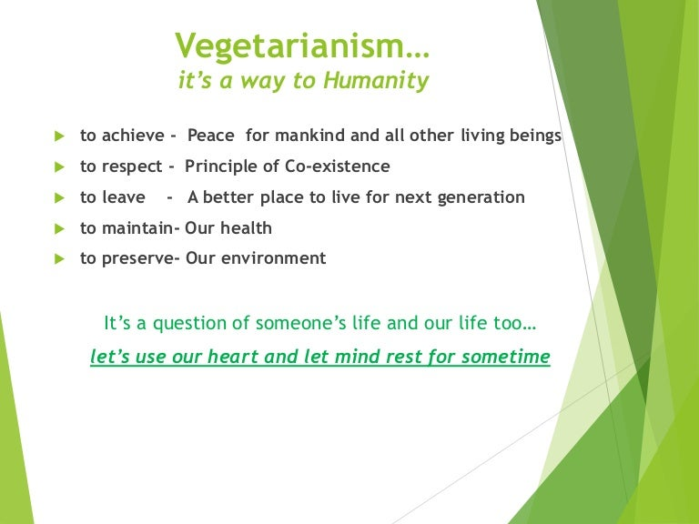 essay on vegetarianism Essay on veganism and vegetarianism introduction very often, people find the two terms vegan and vegetarian very similar and are therefore not able to differentiate since they seem to.