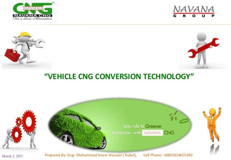 NAVANA CNG LTD & CNG Conversion Technology