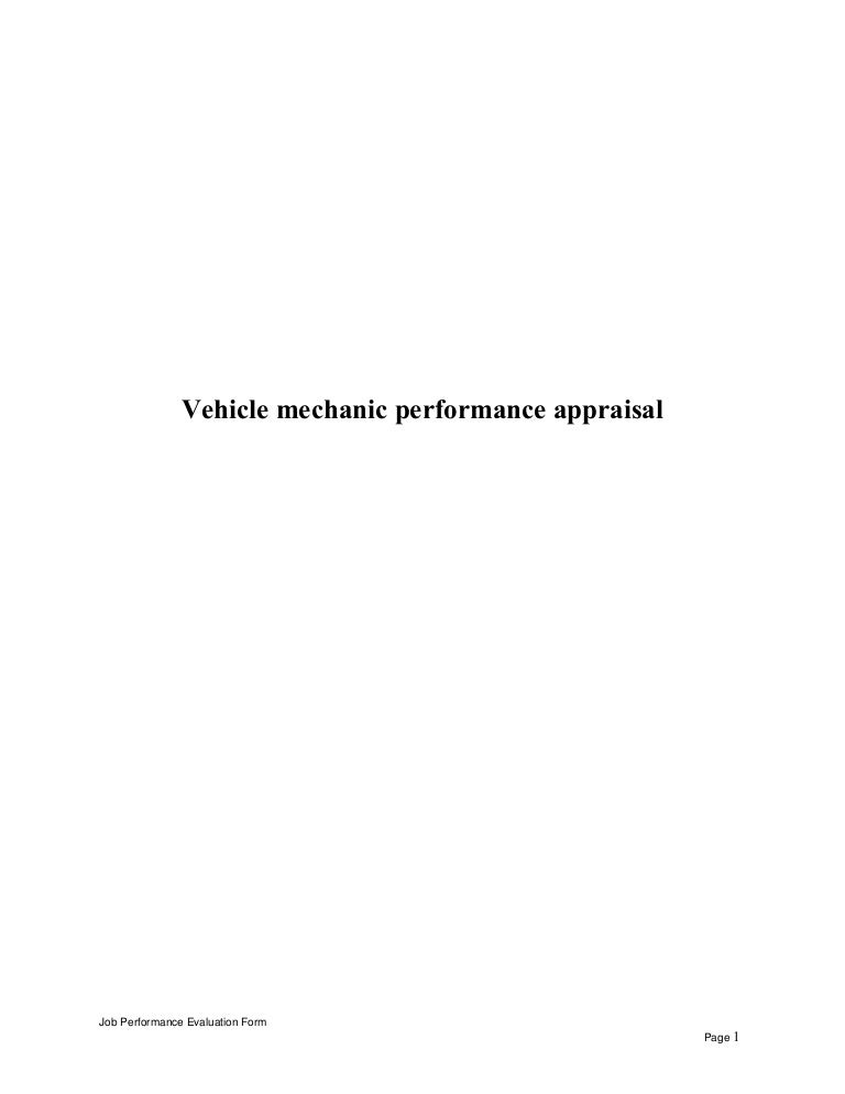 VehiclemechanicperformanceappraisalLvaAppThumbnailJpgCb