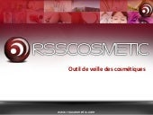 Veille cosmetique rsscosmetic