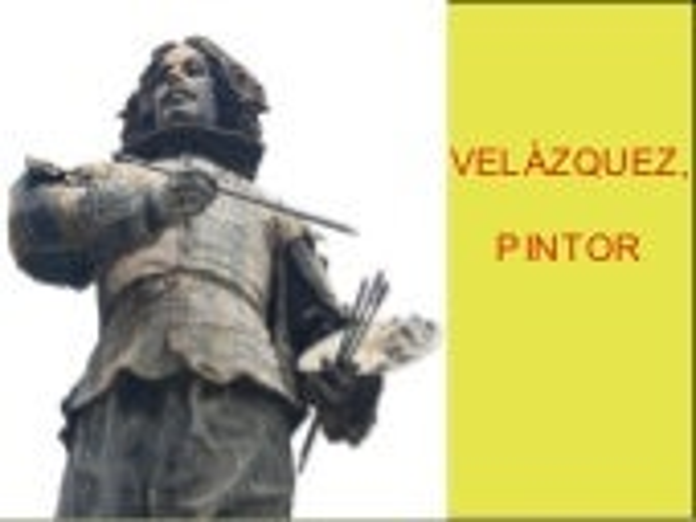 Velázquez, pintor