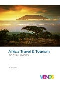 Vends Africa Travel and Tourism Social Media Index - June 2016.