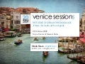 Venice Sessions IV - Nicola Greco - Internet is a revolution
