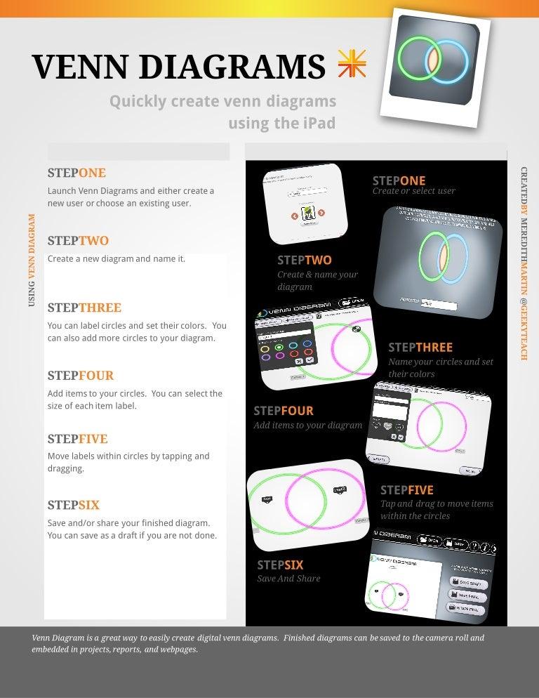 Venn Diagram App Tutorial