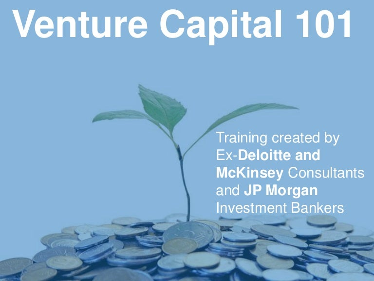 venture capital essays Venture capital, a financial innovation of the twentieth century, is a long-term liquid investment, which can be in the form of equity, quasi-equity and sometimes debt in new and high-risk ventures venture capital became better known after the famous legend of apple computers, which started out in.