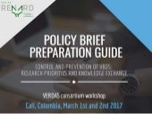 Policy brief preparation guide