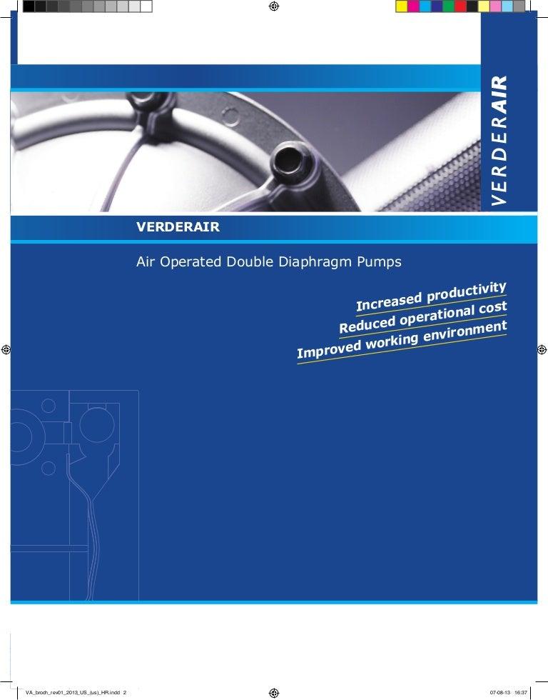 Verderair double diaphragm pumps ccuart Images