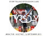 Týrsday on clubs and story telling