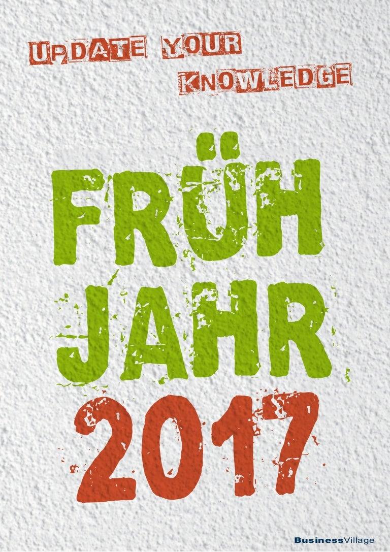Verlagsvorschau Fruehjahr 2017