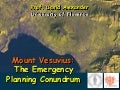 Vesuvius - Emergency Planning