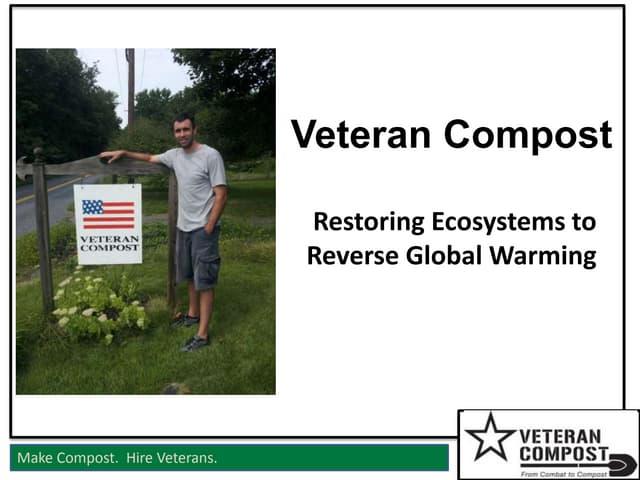 Fritz Gottschalk: Veteran compost carbon_sequestration