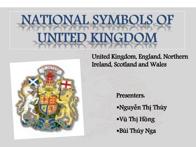 National Symbols Of United Kingdom