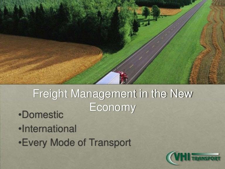 VHI Transport Company Profile