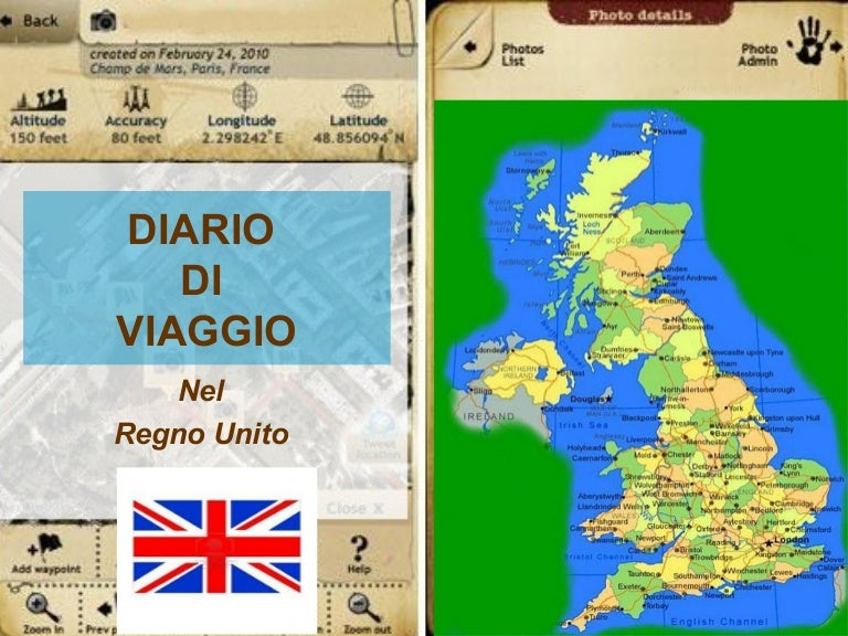 Cartina Geografica Fisica Della Gran Bretagna.Viaggio Nel Regno Unito