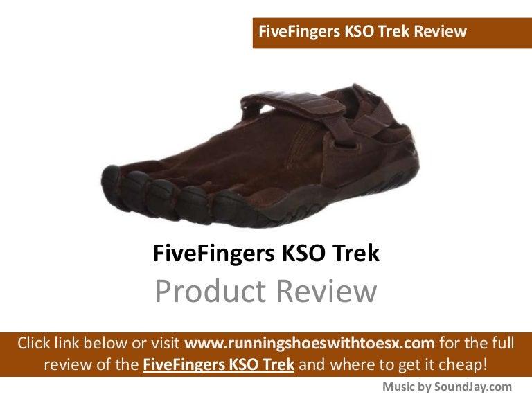 newest performance sportswear sells Vibram FiveFingers KSO Trek