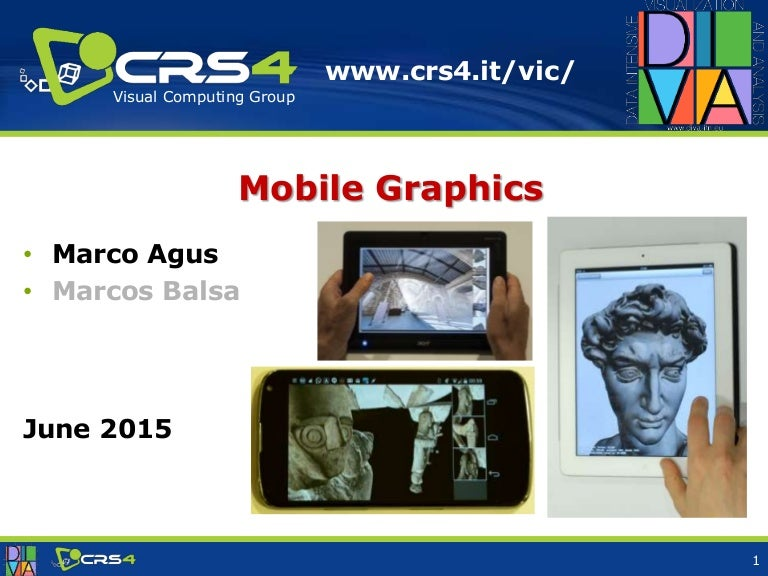 Mobile Graphics (part1)