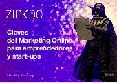 Claves del marketing online para emprendedores y start-ups