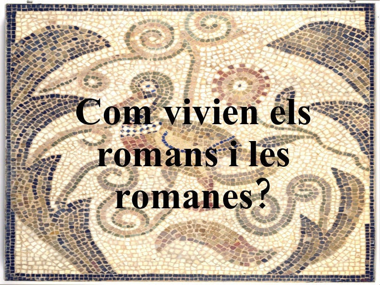 Resultado de imagen de els romans primaria