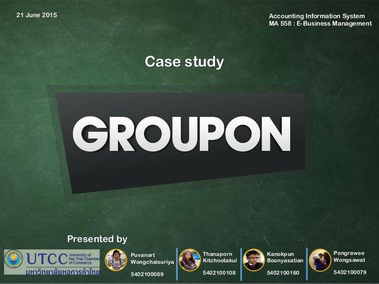 Groupon Case Study     Deal or No Deal    Imaginative Marketing SlideShare