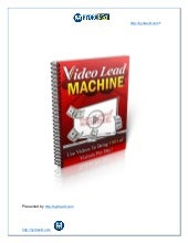 Video leadsmachine