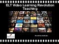 Video Learning Teaching Revolution