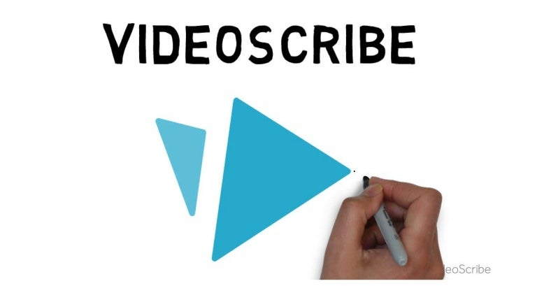 Maker Faire Video Scribe Instructions