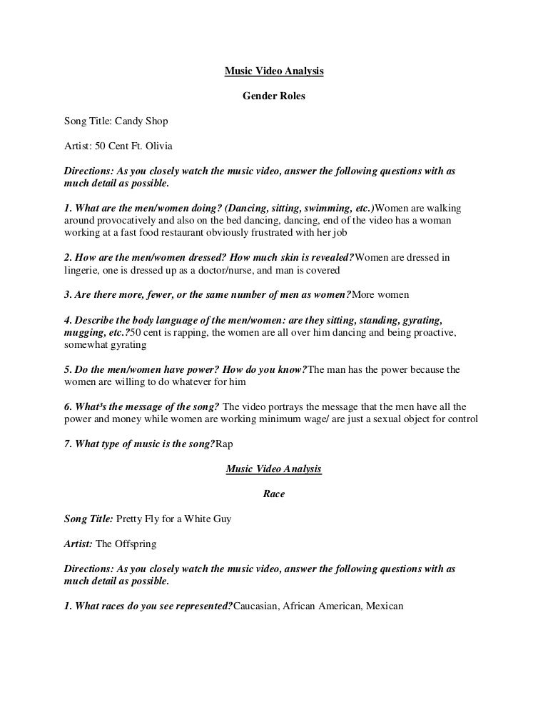 Video worksheet 1 – Power Worksheet