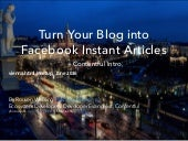vienna.html - Turn your Blog into Facebook Instant Articles + Contentful Intro