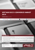 Vietnam B2C E-Commerce Market 2014