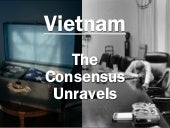 Vietnam: the Consensus Unravels