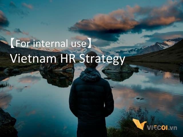 Vietnam HR strategy