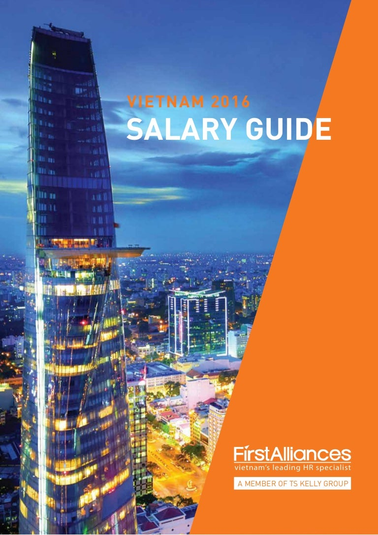 Vietnam Salary Guide 2016