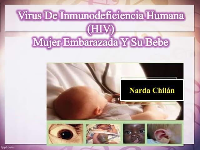 (VIH) Madre y bebe